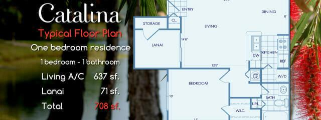 Catalina | 1 Bedroom Resort Condo-Apartment