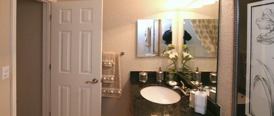 Newport Model Bathroom